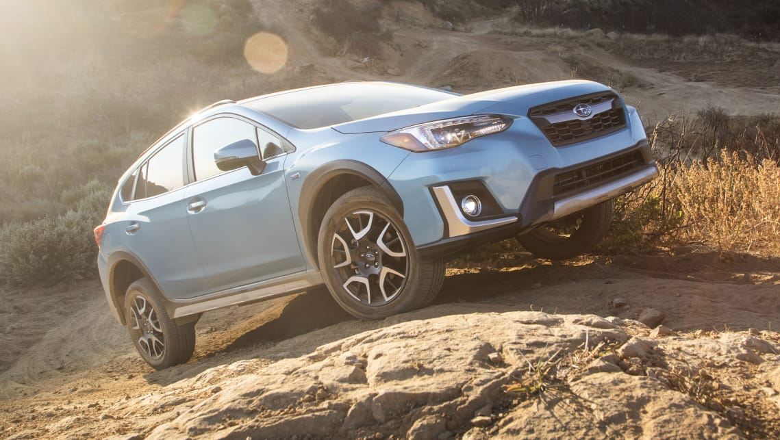 The new XV will serve up 27km of fuel-free driving.