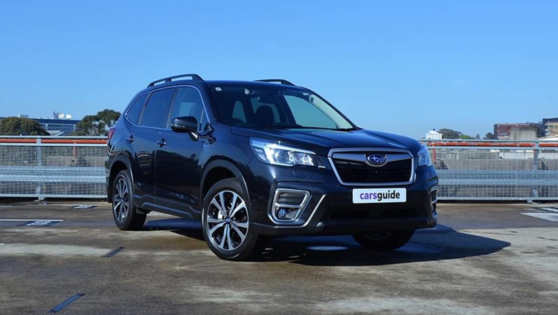 Subaru Forester 2 5i-Premium 2019-2020 review