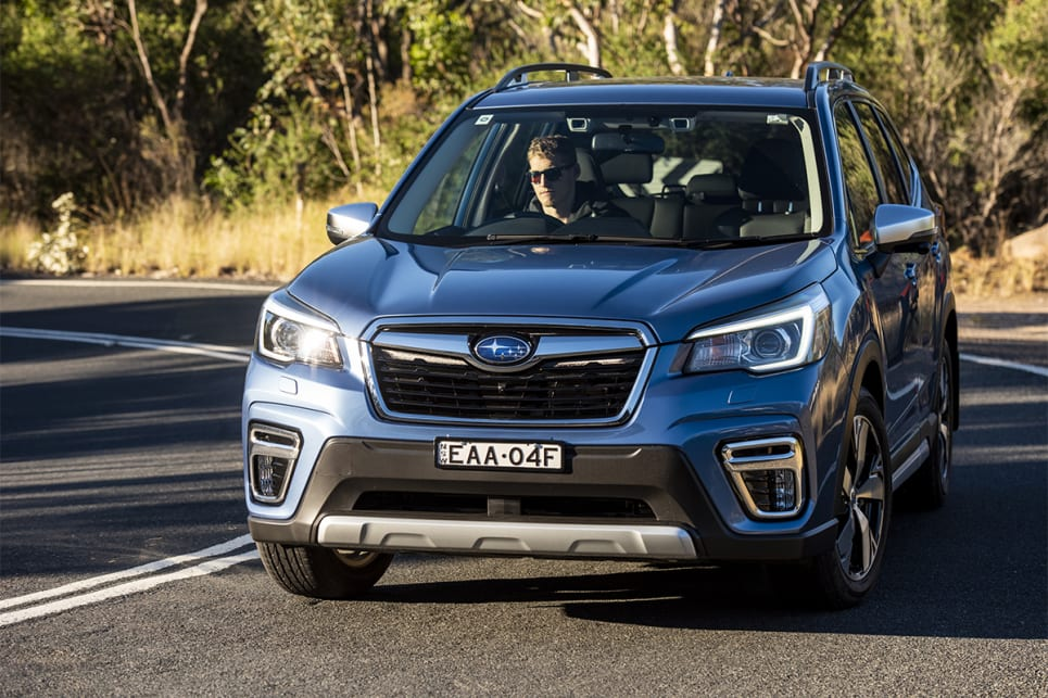 Laden with safety and clever practicality across the range, the Subaru Forester lives up to its legend.
