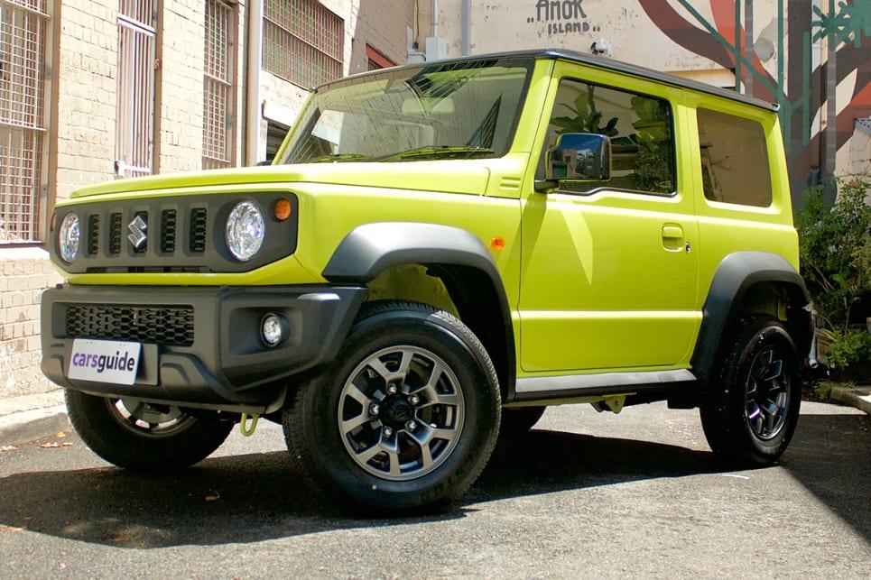 2019 Suzuki Jimny: News, Design, Release >> Suzuki Jimny 2019 Review Automatic Carsguide