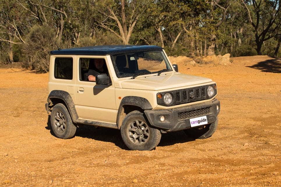 2020 Suzuki Jimny: News, Design, Release >> Suzuki Jimny 2019 Auto Off Road Review Carsguide