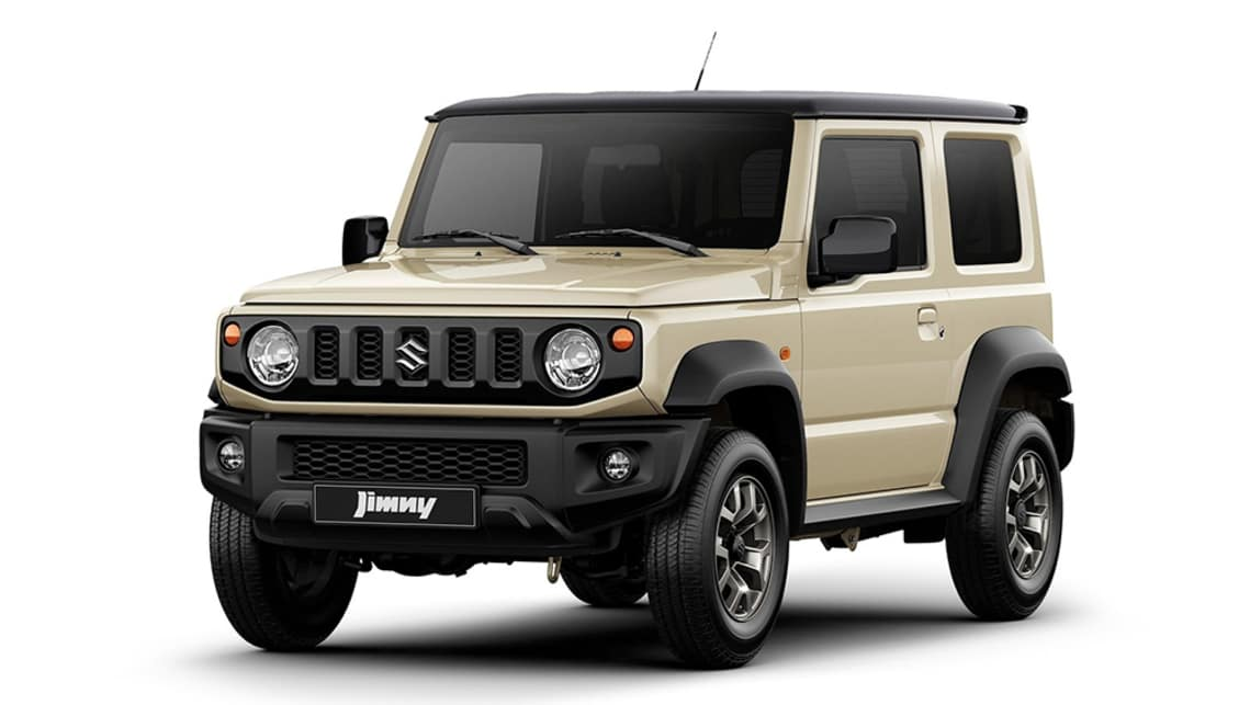 Suzuki revealed it can't confirm whether New Jimny will be available for the Australian market.