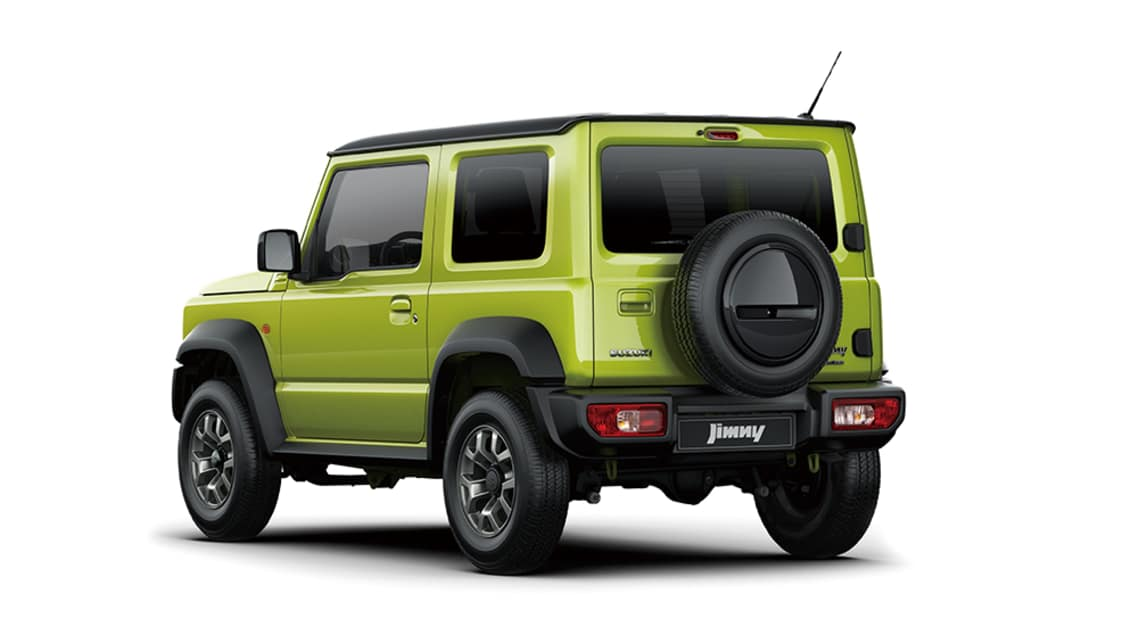 2019 Suzuki Jimny: News, Design, Release >> Suzuki Jimny 2019 Revealed Car News Carsguide