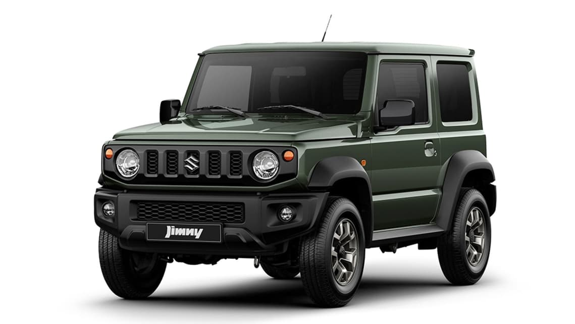 The Jimny has been an icon of cut-price ruggedness since its debut in 1970.