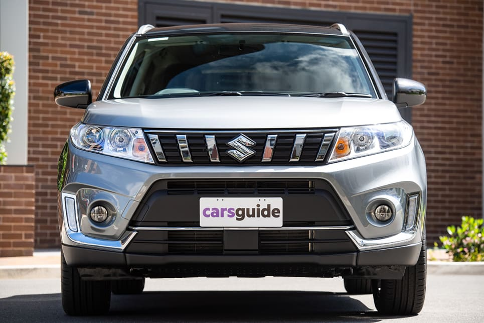 The Suzuki Vitara is the most convincingly styled.