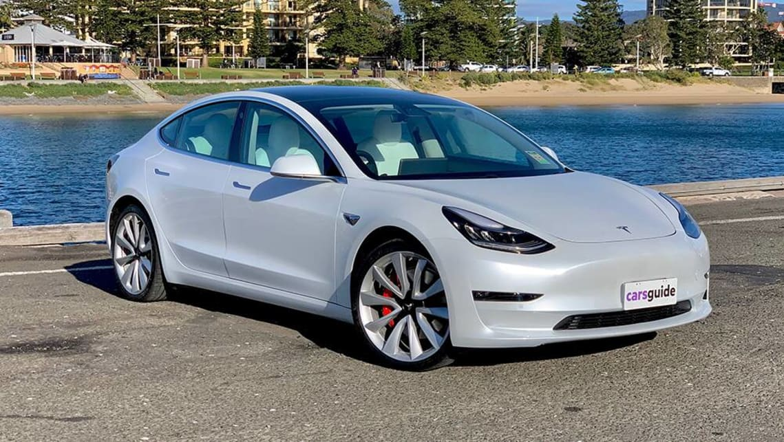 Tesla Model 3 2020 review: Performance | CarsGuide