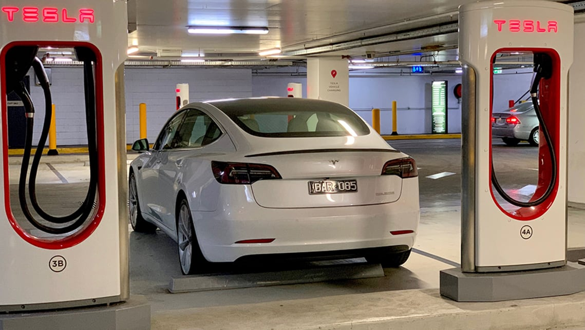 How Much Does It Cost to Charge a Tesla in Australia ...