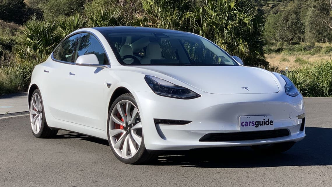 New Tesla Model 3 2020 pricing and specs detailed: Entry ...