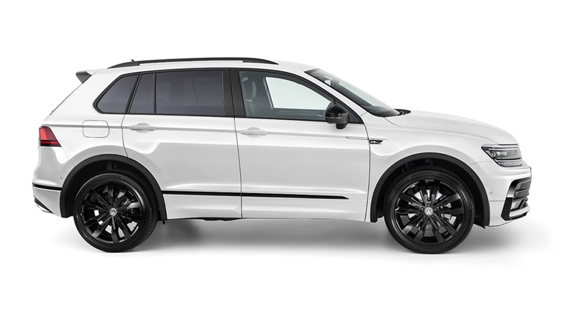 2019 VW Tiguan Release Date, Specs And Prices >> Volkswagen Tiguan 2019 Wolfsburg Edition Pricing And Specs