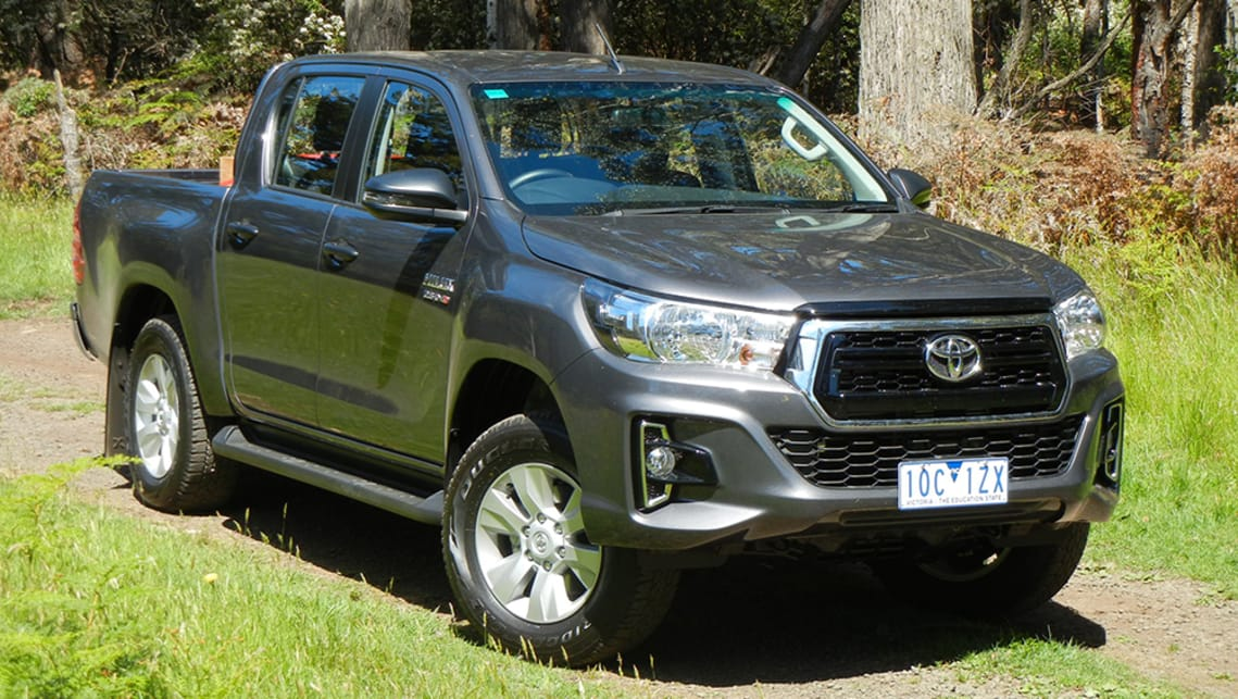 Toyota HiLux 2019 review: SR auto | CarsGuide