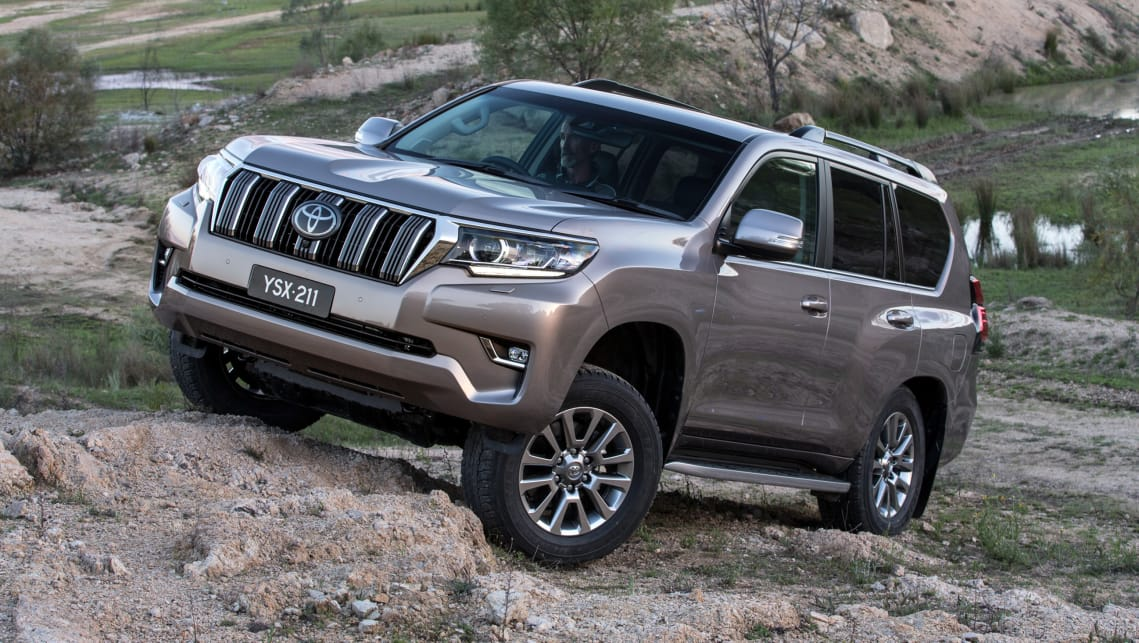 Toyota HiLux, Prado, Fortuner DPF problems could ignite