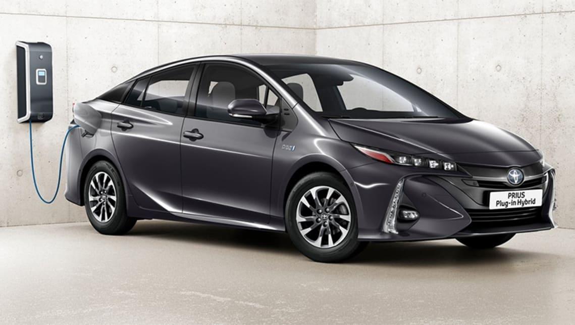 Toyota EV cars