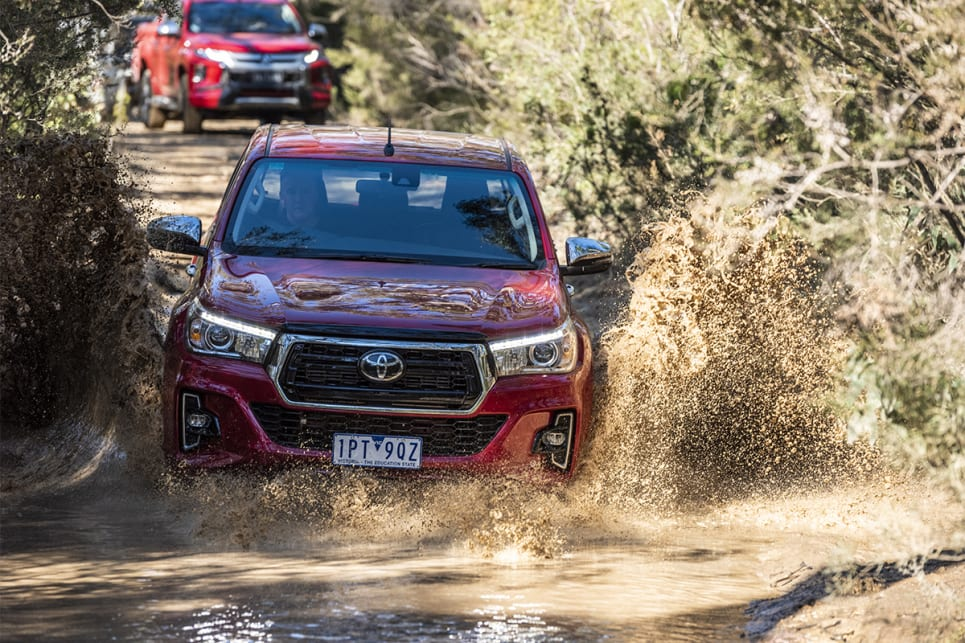 It's never been the most refined ute around but the HiLux makes up for that by being an all-round reliable and capable ute.