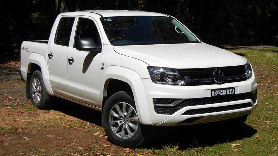 Volkswagen Amarok 2019 review: Core V6 | CarsGuide