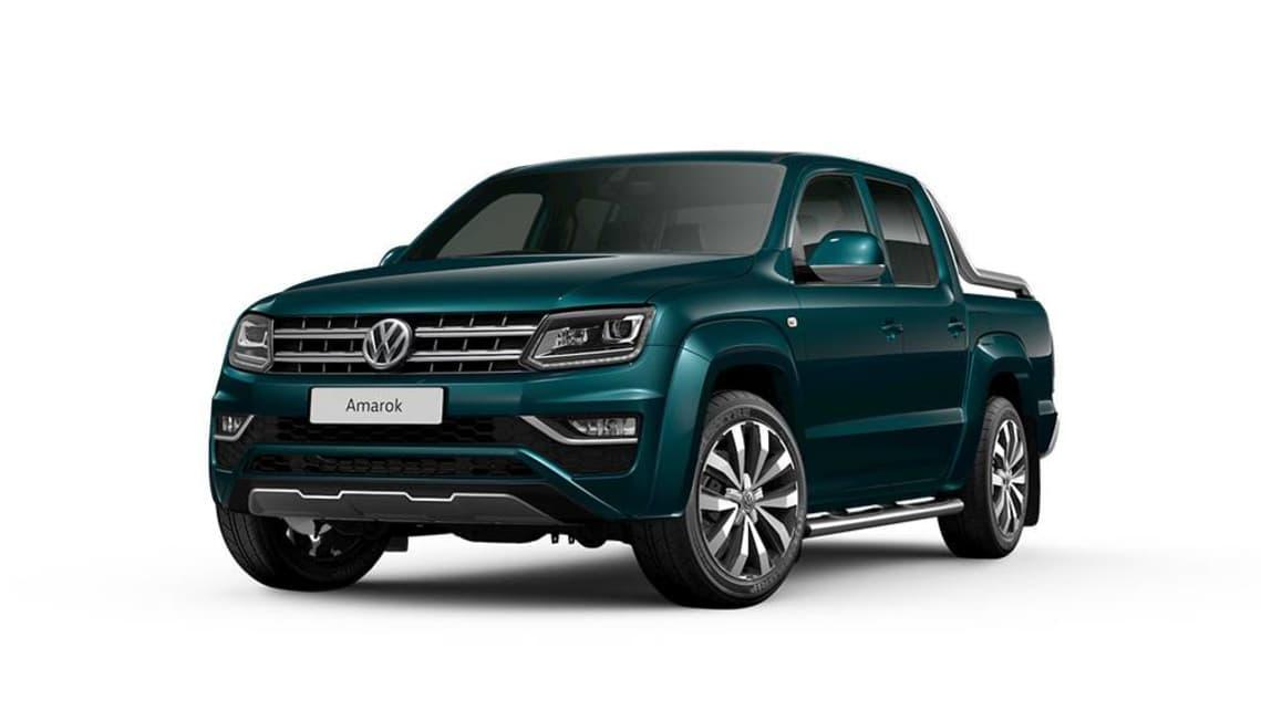 Volkswagen Amarok V6 2019 range to expand - Car News | CarsGuide