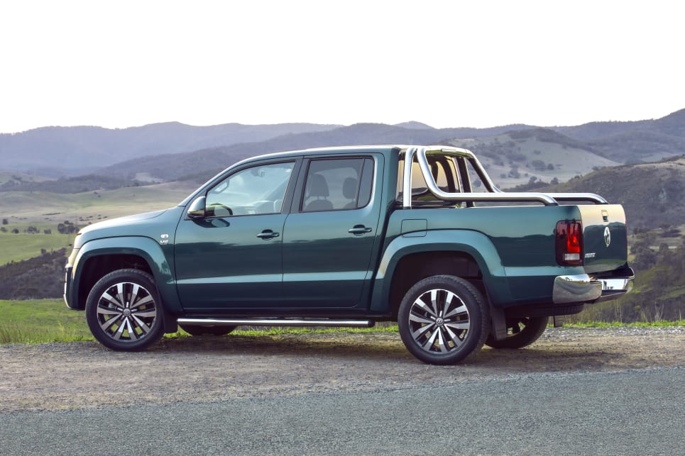 Volkswagen Amarok 2019 review: Ultimate 580 | CarsGuide