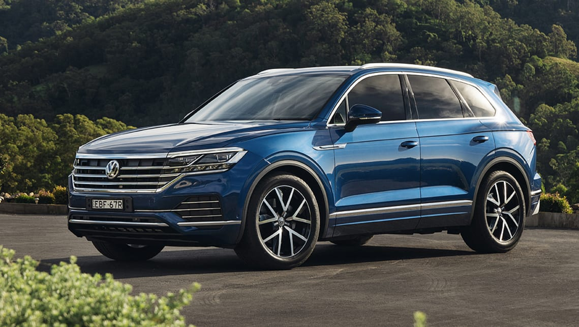 volkswagen touareg 2020 pricing and spec confirmed car news carsguide volkswagen touareg 2020 pricing and