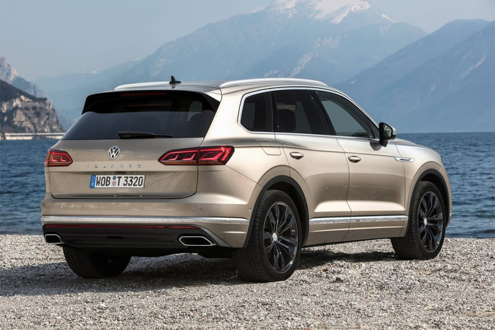 2020 VW Touareg: New Engines, Design, Release >> Vw Touareg 2019 What We Know So Far Car News Carsguide