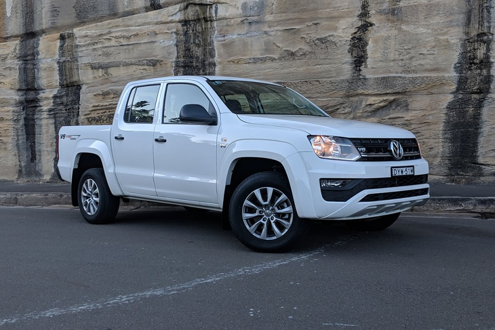 Big V6 Amarok grunt is now available in the base Core.