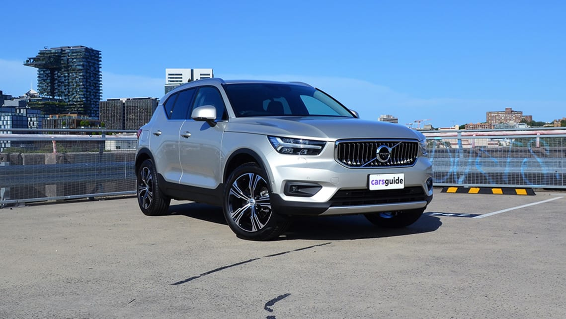 2019 Volvo XC40: Review, Specs, Price >> Volvo Xc40 2019 Review Carsguide