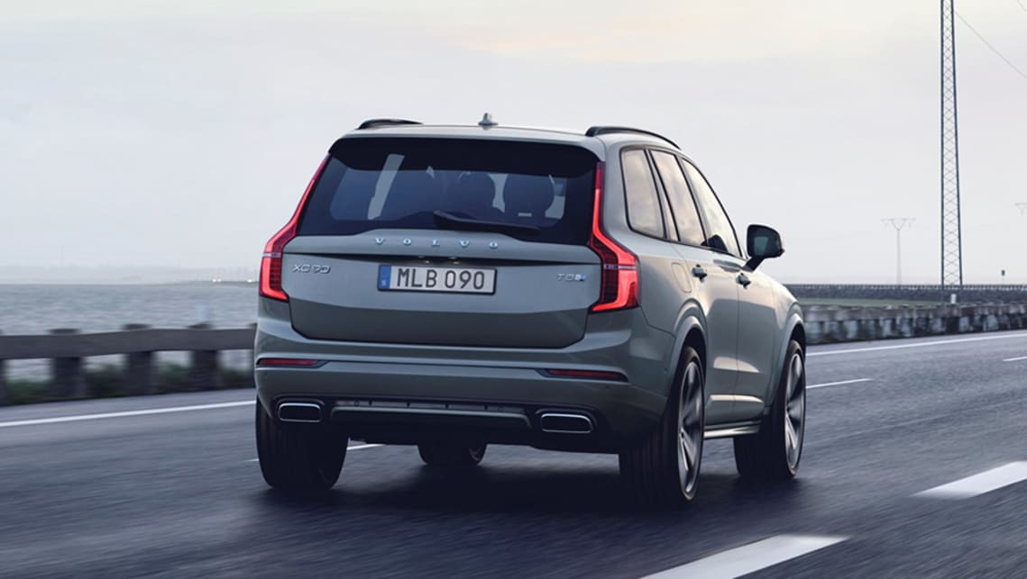 Volvo Xc90 2019 Revealed Car News Carsguide