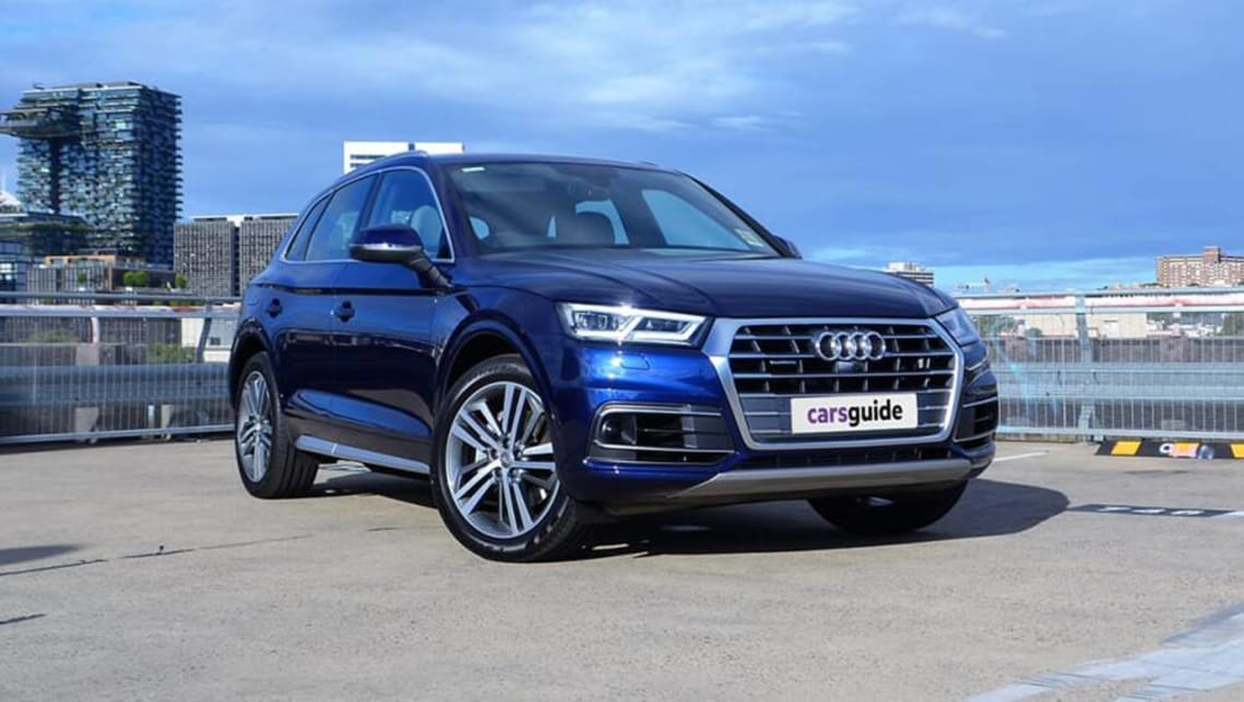New Audi Q5 2020 Pricing And Specs Detailed Bmw X3 Rival Now Costs More To Buy Car News Carsguide