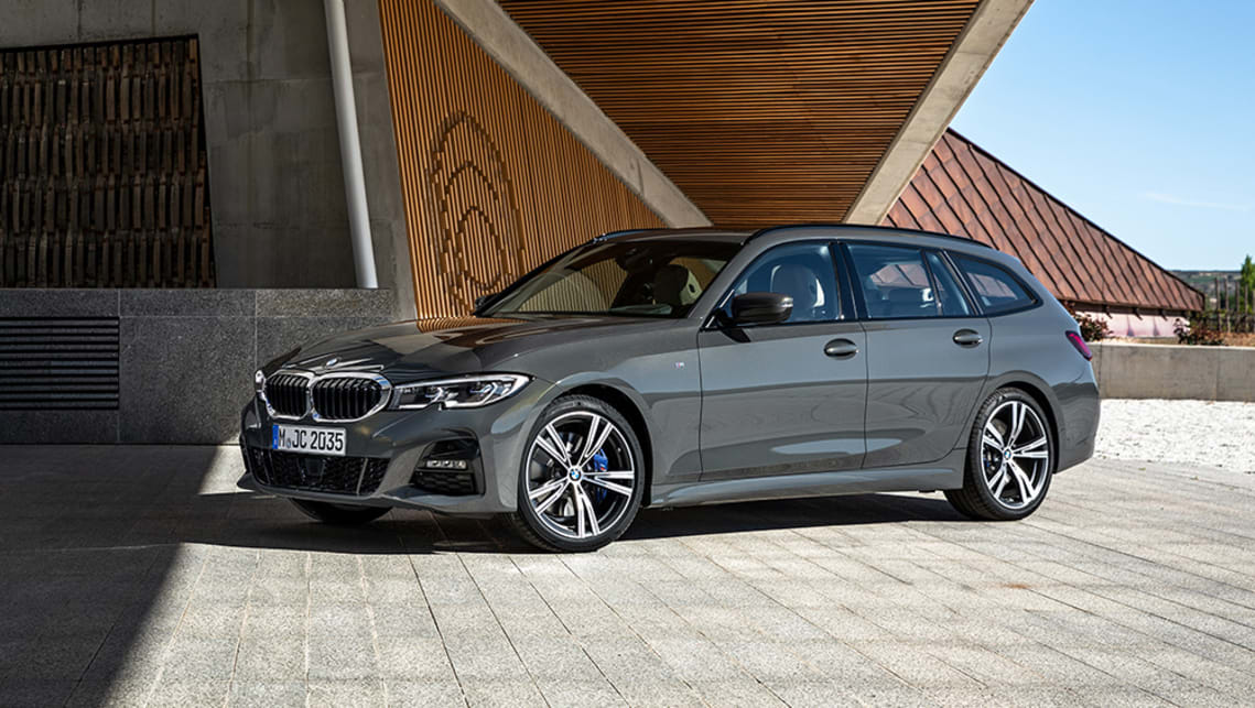 Bmw 3 Series Touring And New Engine Variants Arriving In Q4 Car News Carsguide