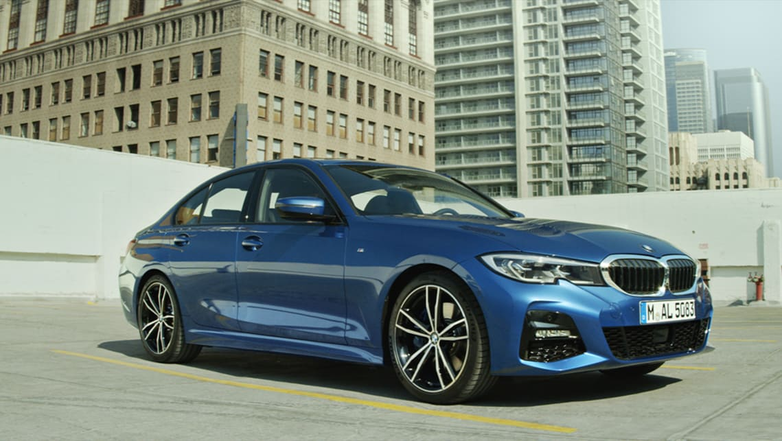 bmw 3 series sedan 2019 pricing and spec confirmed  car