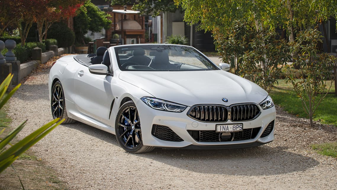 2019 BMW 850i convertible | hero gallery | press images