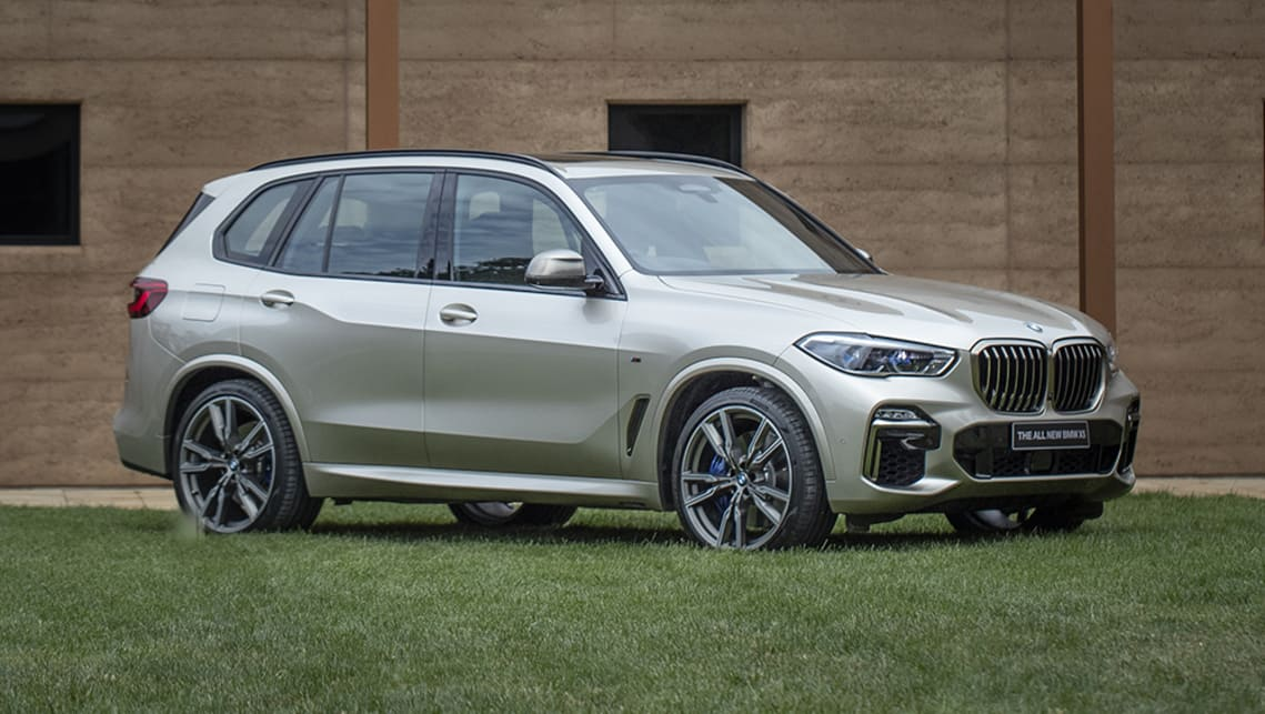 Bmw X5 Xdrive 40i 2019 Review Snapshot Carsguide