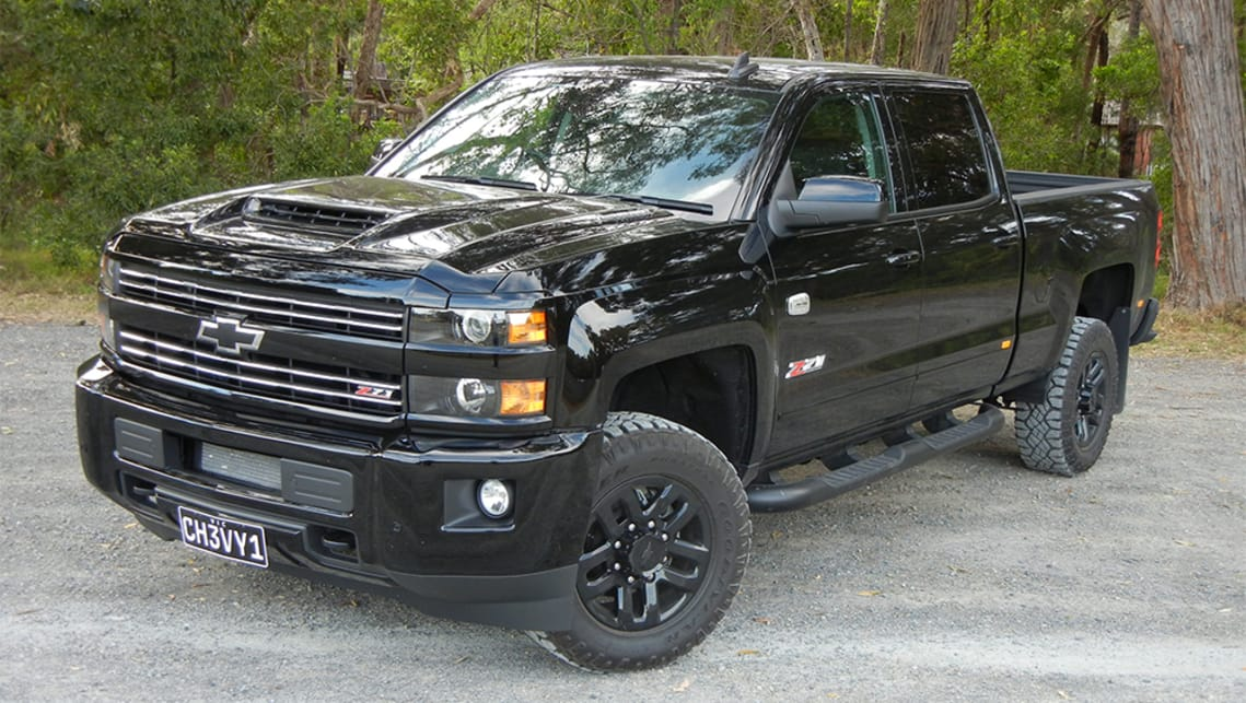 new chevy 2500hd midnight edition