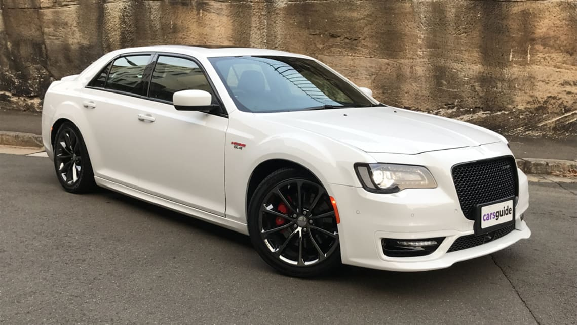 Chrysler 300 2019 Review Srt Carsguide