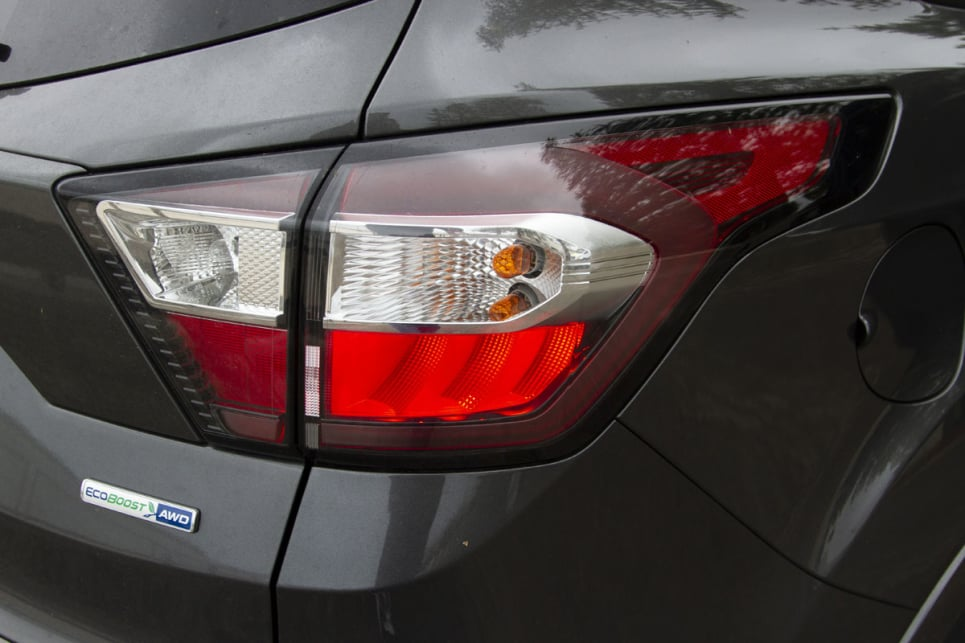Front and rear fog lights are standard, but auto high beam can be optioned as part of the 'Technology Pack'.