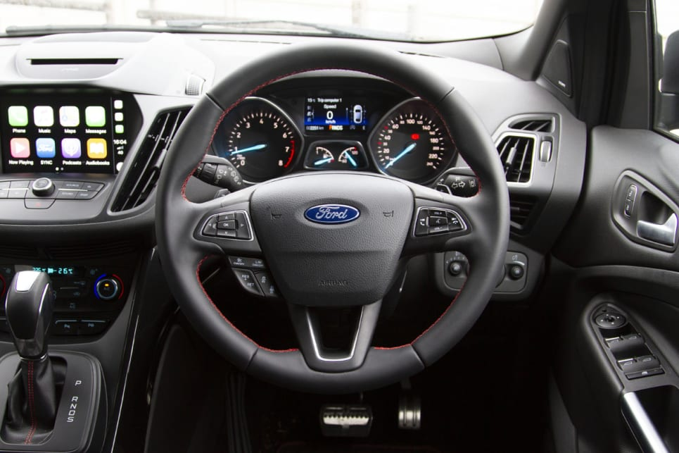Ford Escape 2019 | Interior