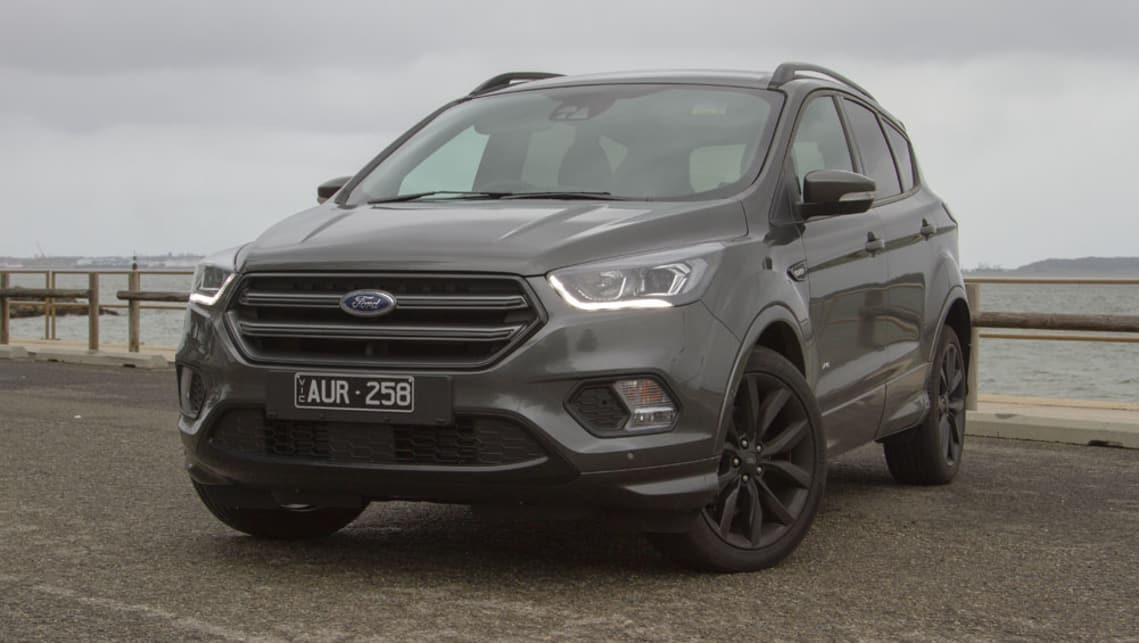 Ford Escape Sport >> Ford Escape St Line 2019 2020 Review