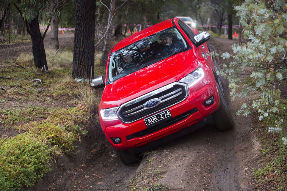 Constant refinements make the Ford Ranger better and better.