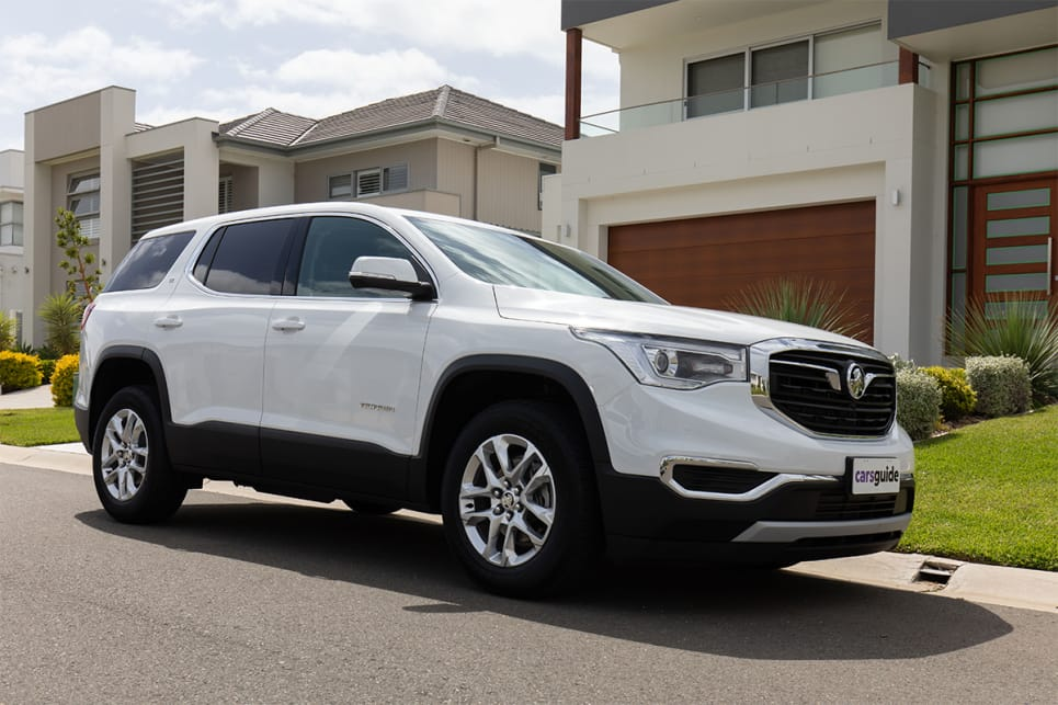 Holden Acadia Lt 2019 Review Carsguide