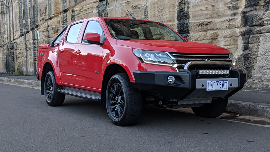 Holden Colorado 2019 review: LSX | CarsGuide