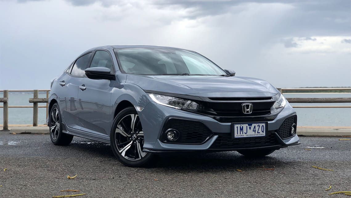 honda civic 2019 review rs hatch carsguide honda civic 2019 review rs hatch