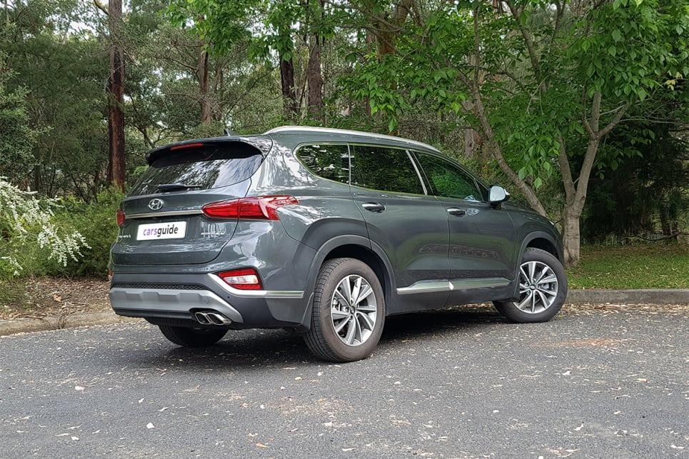 Hyundai Santa Fe Elite 2019 review: long term   CarsGuide
