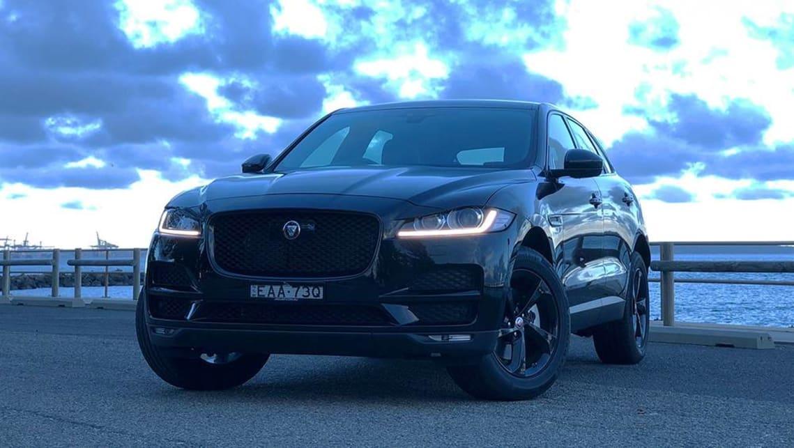 Jaguar F Pace 2019 Review Prestige 25t Carsguide
