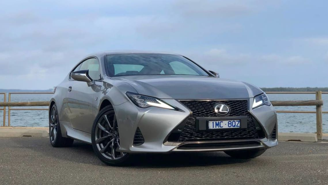 Lexus Rc350 2019 Review Carsguide
