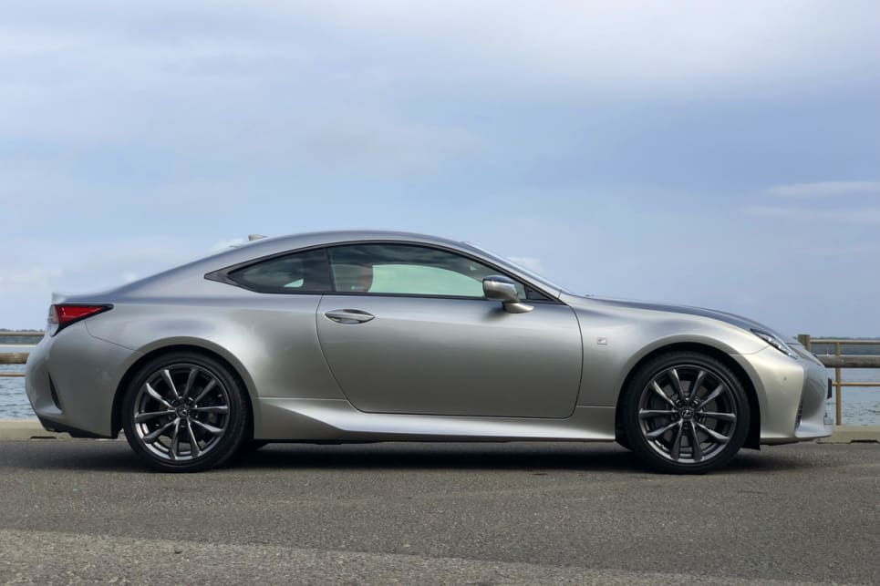 Lexus RC350 2019 review | CarsGuide