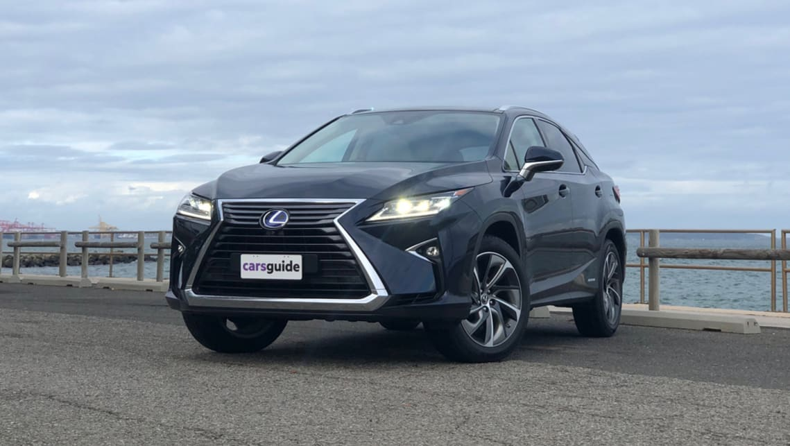 Lexus Rx 2019 Review 450h Carsguide