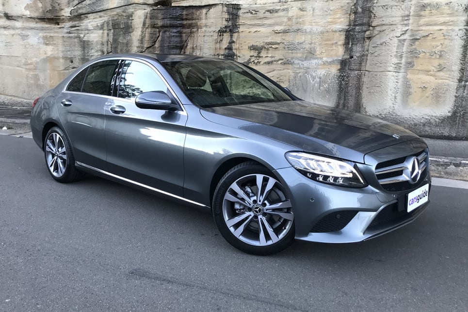 Mercedes C200 2019 review: snapshot | CarsGuide