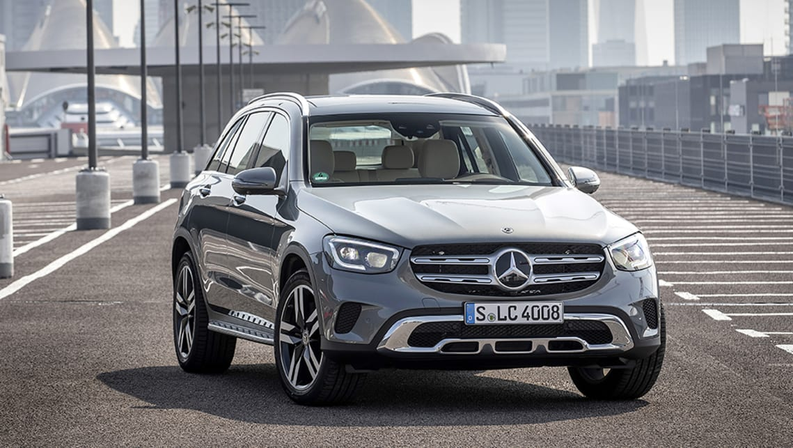 Mercedes Glc 2019 Review Suv And Coupe Carsguide