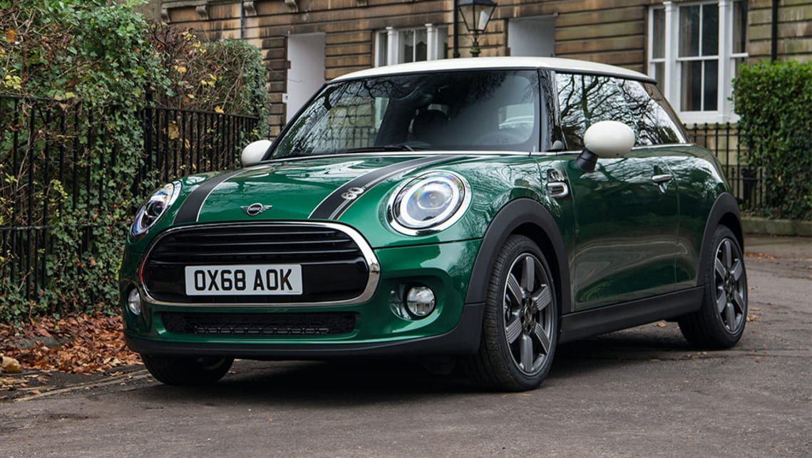 "The 60 years edition gets model-specific paint finish that ""reinterprets"" the class British Racing Green hue."