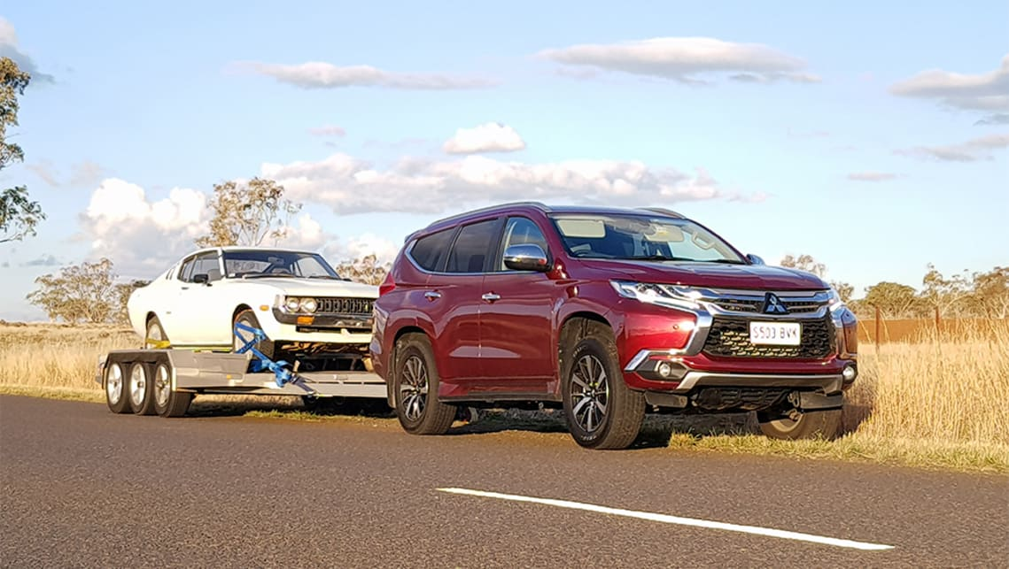 2020 Mitsubishi Montero Limited Price, Specs, Redesign, And Engines >> Mitsubishi Pajero Sport 2019 Review Carsguide