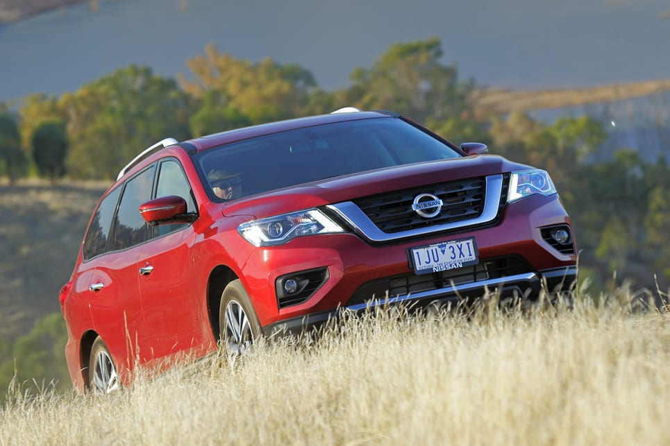 The Pathfinder comes with a $2000 EFTPOS card and $1000 of accessories.