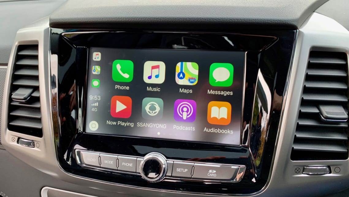 Standard equipment for the ELX includes the 8.0-inch touch screen media system with Apple CarPlay and Android Auto.